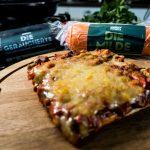 Vegane Pizza Krusta